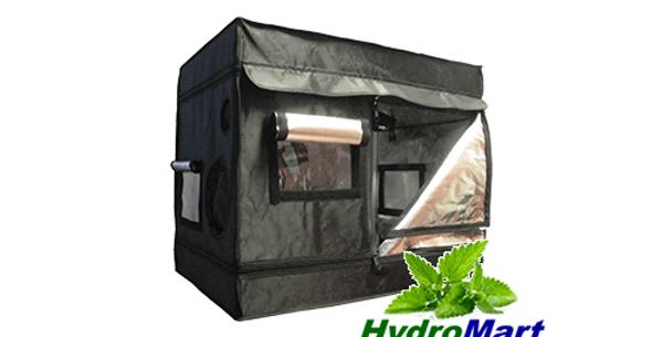 SEA HAWK SMART CLONE TENT 75X60X50 MYLAR REFLECTIVE INDOOR HYDROPONIC ROOM
