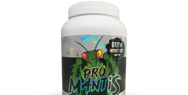 PRO MANTIS 2L ORGANIC SUBSTRANTE ENHANCER CONTAINS INSECT CASTING DAITOMS CHITI