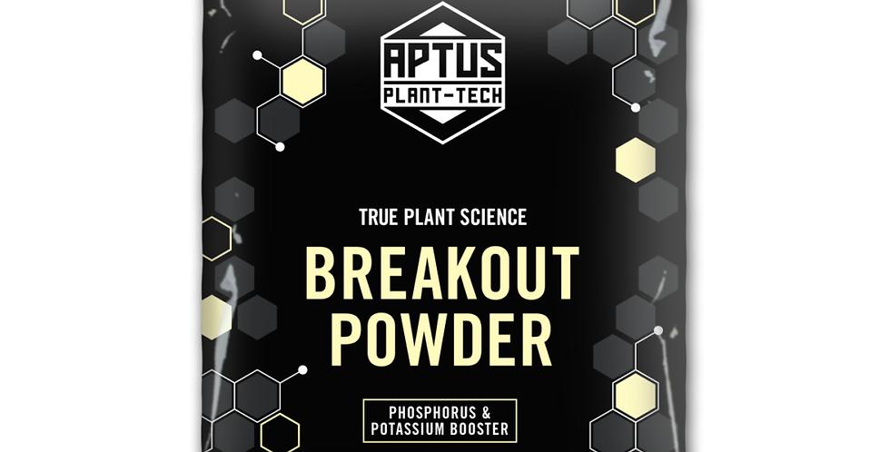 APTUS PLANT TECH BREAKOUT POWDER 100G PHOSPHORUS POTASSIUM BOOSTER SHOOTING