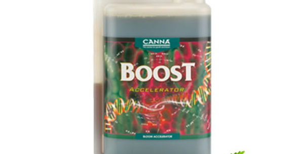 CANNA BOOST ACCELERATOR HYDROPONICS BLOOM FLOWER BOOSTER NUTRIENTS