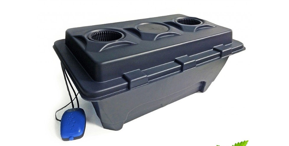 Oxy Pot XL 70L Dual Pot Hydroponic Bubbleponic DWC Plant Growing Kit System