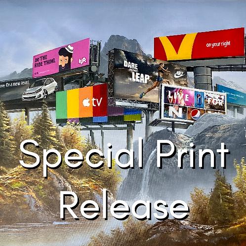 'Cost Per Impression' - Special Print Release