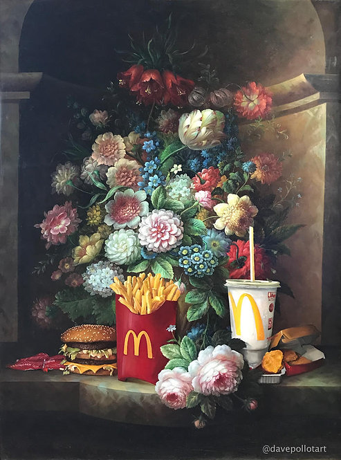 'Calorie Composition I' - Special Print Release