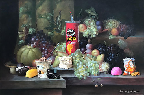 'Calorie Composition II' - Special Print Release