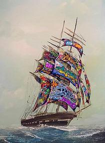 Navigate & Explore - Var2 by Dave Pollot