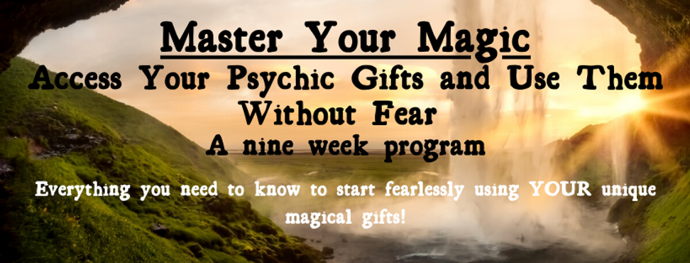 Access Your Psychic Gifts and Use Them W