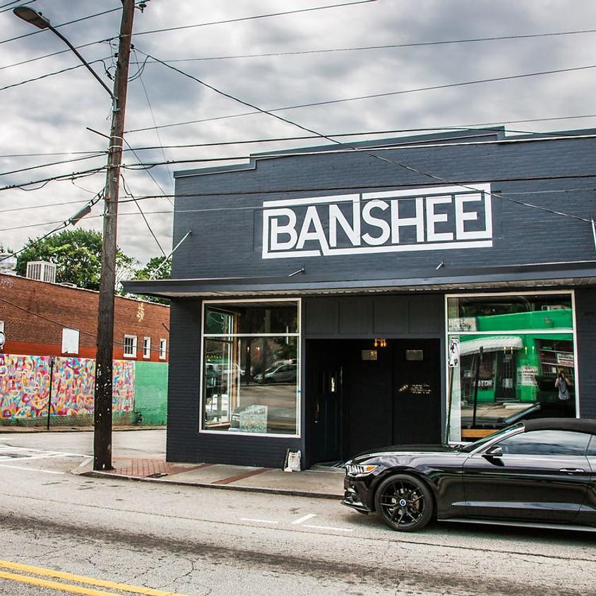 Banshee Late Nights: Stefan Ringer