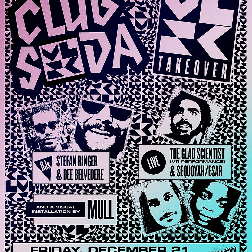 Club Soda: VLSC Takeover