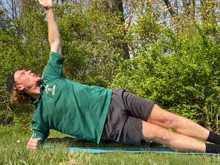 Free & Fit - Scripture & Stretching - A Contemplative Sport & Spirituality Practice - by Tim Cheux