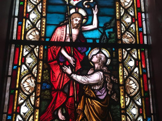 Free & Fit Visit - All Saints Hoboken Triduum Worship Research as part of PTM2 Module at GTS
