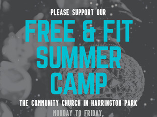 Free and Fit Summer Camp - July 2018 - Your Questions Answered!