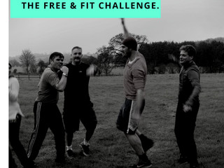 Free & Fit Challenge 2017 - Introduction to Freedom by Tim Chew