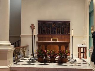 Free & Fit NYC - Visit to Holy Apostles Chelsea - Reflection