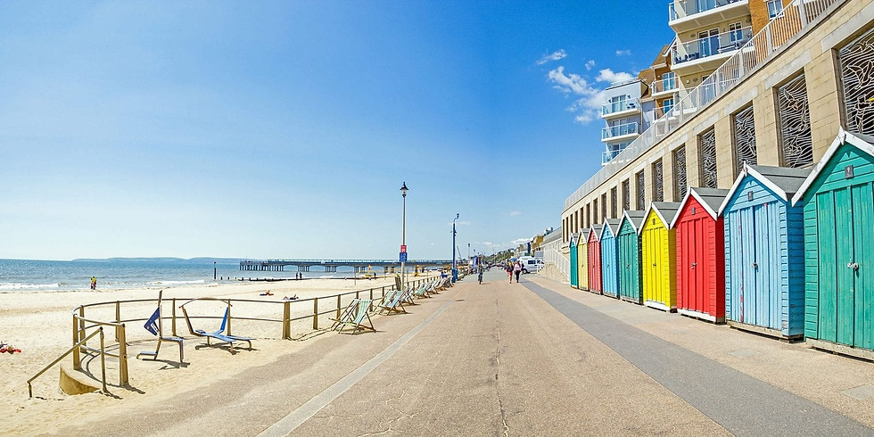 Free & Fit London - Trip to Bournemouth