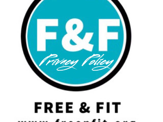 Free & Fit - Privacy Policy