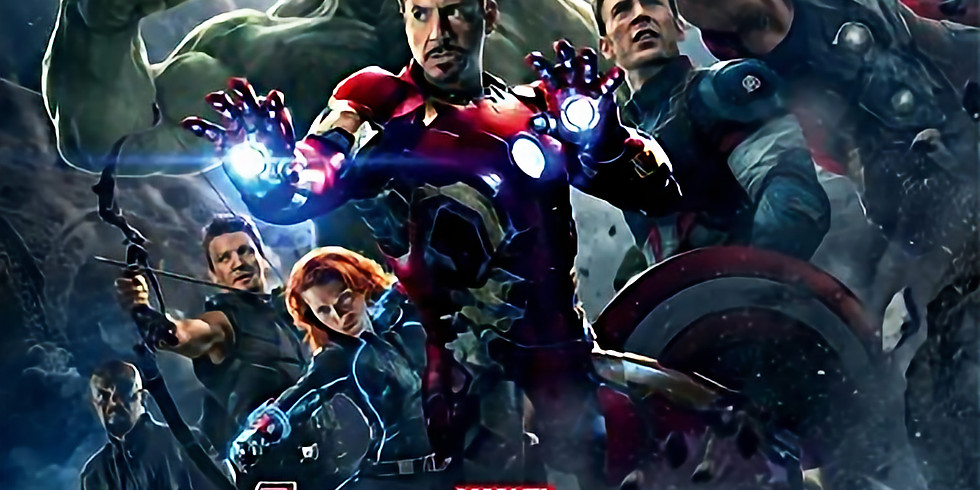 F&F Youth Avengers: Age of Ultron