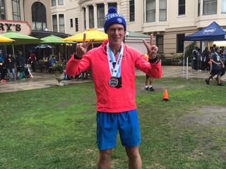 Free & Fit NJ - Atlantic City Marathon 2019 - Run & Blog by Timothy Cheux