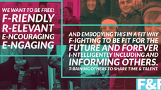 Free & Fit Values - What does it mean to be Free & Fit