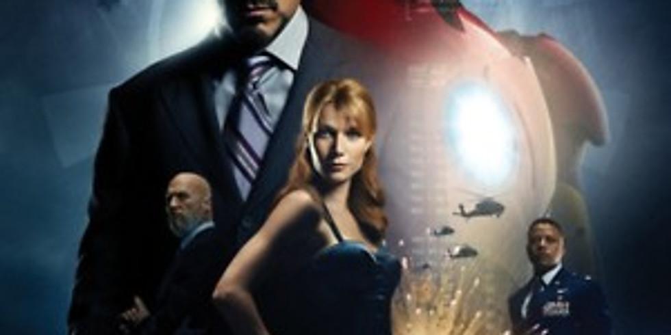 F&F NJ Movie Night - Iron Man