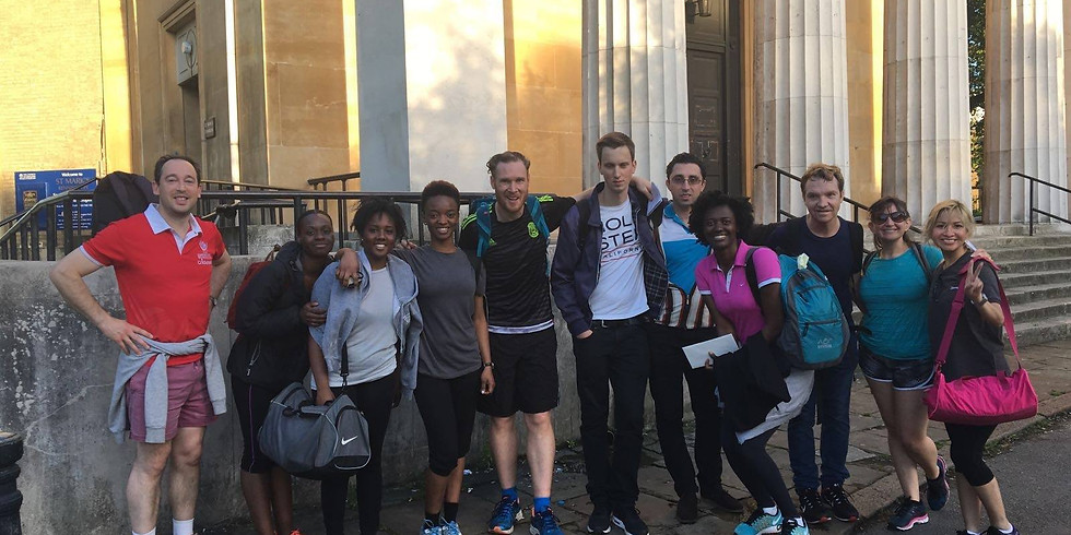 Free & Fit LDN - Fellowship Time  (1)