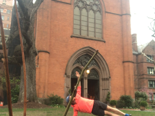Free & Fit NYC - Movement and Meditation - Moving In Such a Time as This