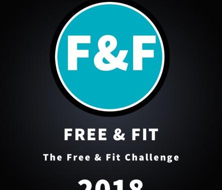 Free & Fit Challenge 2018 - January - Boldness