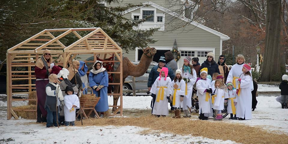 F&F Youth NJ - Live Christmas Nativity