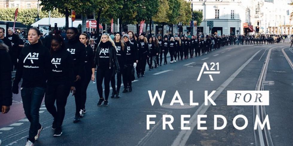 A21 - Walk for Freedom - Westwood