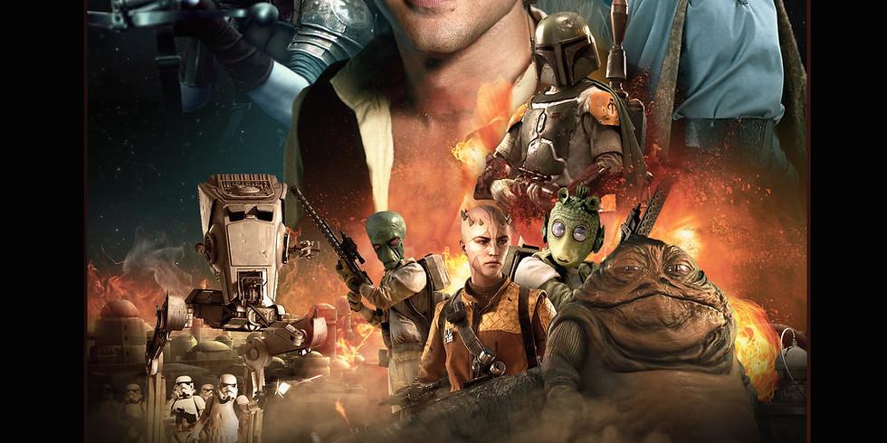F&F Youth Star Wars: Hans Solo