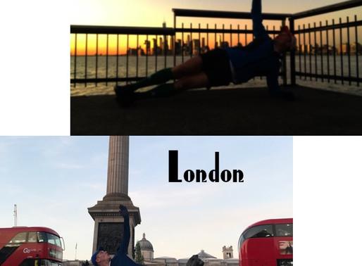 Free & Fit Challenge 2019 - Psalms, Planks & Prayers- 40 Days & 40 Workouts