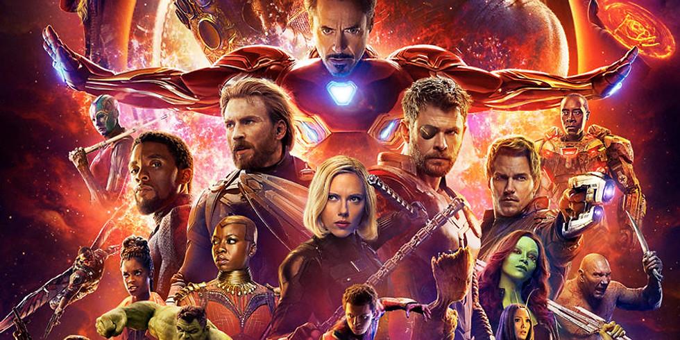 F&F Youth Avengers: Infinity War