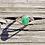 Thumbnail: Green Jade Sterling Silver Ring