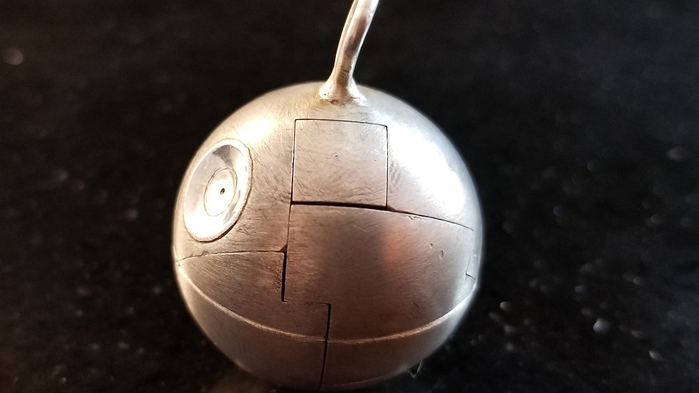 Death Star Star Wars Darth Vadar First Order Dark Side Puzzle Ball