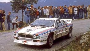 Lancia 037 -> Première version (1982)