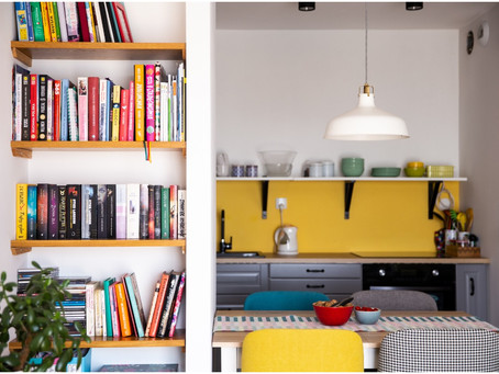 Small House Space Saving Solutions