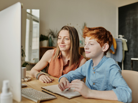 Are You Working From Home While Your Child is Doing Remote Learning? Here's How You Can Succeed