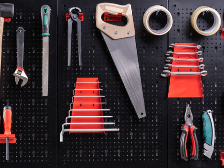 Step-By-Step - How to Organize Your Garage