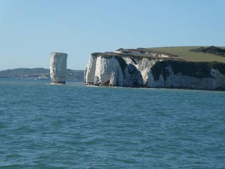 Poole to Swanage via Old Harry Rocks