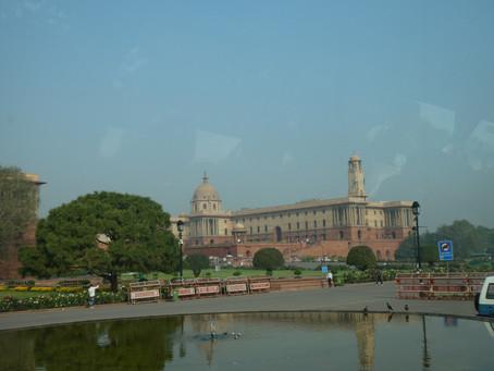 India's Golden Triangle - Episode 2 - Dramatic Delhi