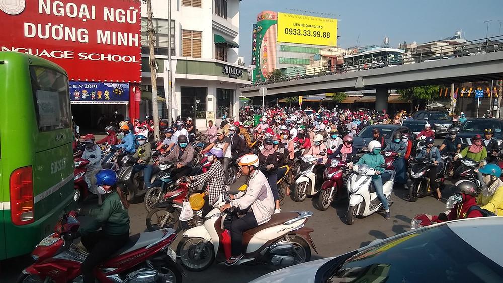 Holidays in Ho Chi Minh City