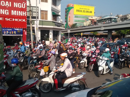 Five things to know about Ho Chi Minh City