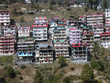 India's Golden Triangle - Episode 1 - Stunning Shimla