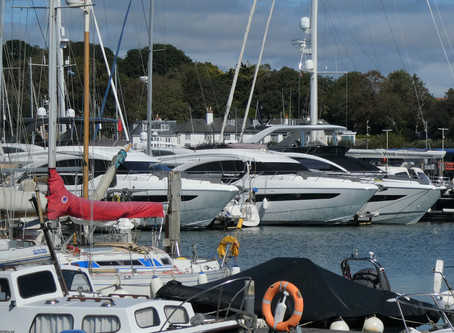A Walk around Historic Lymington