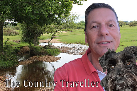 Country Traveller New Forest stream Rob