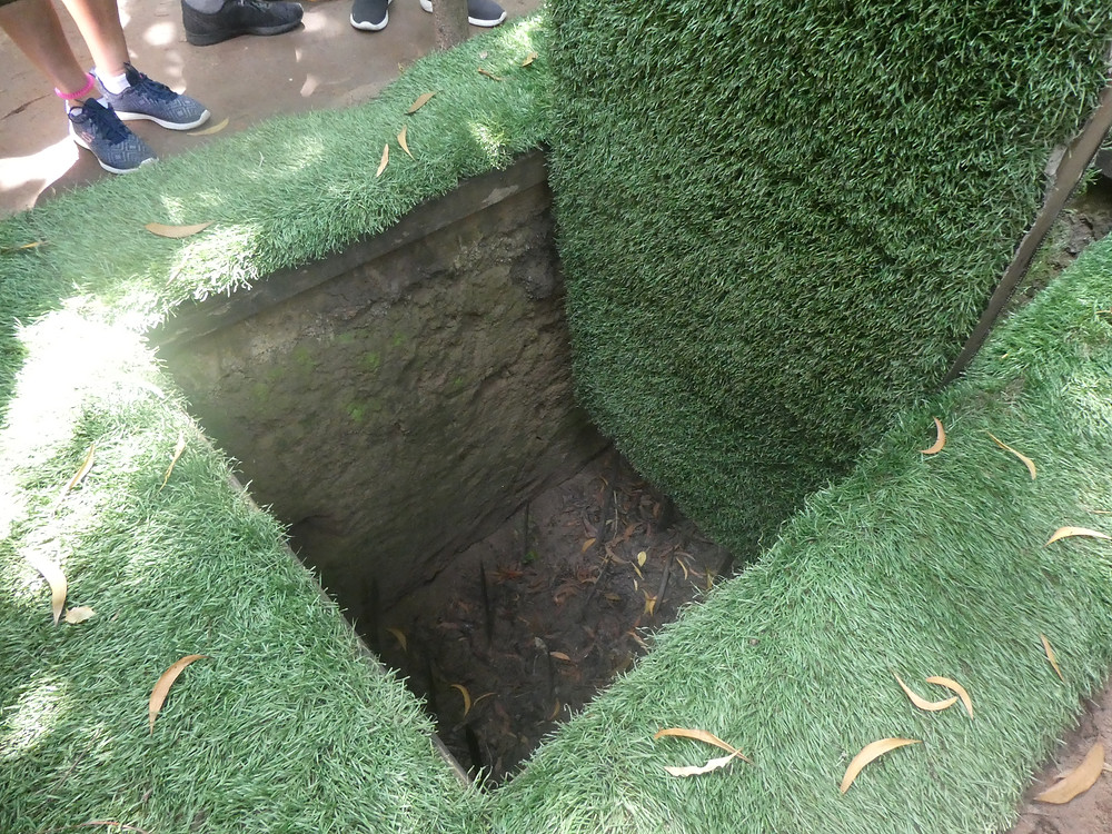 What are the Cu Chi Tunnels like?