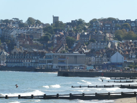 A walk around Historic Swanage
