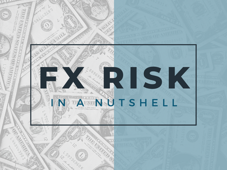 """What is the """"inscrutable"""" FX risk?"""