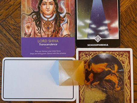Special Sunday Livestream with Elemental Card Messages. A welcome gift for website members!