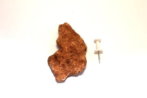 Sedona Fulgurite Palm Stone