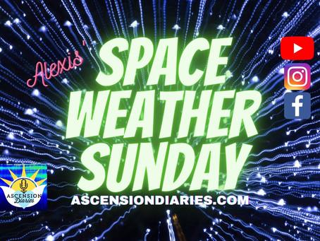 Sunday Space Weather Summary